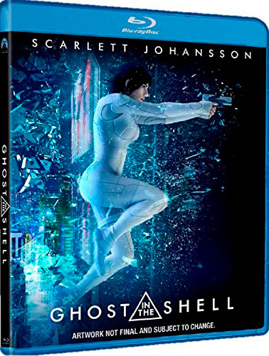 Ghost in the Shell 2017 BluRay BD | DescargasNsN