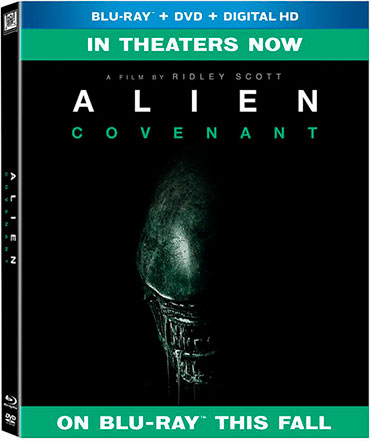 Alien Covenant BluRay BD | DescargasNsN