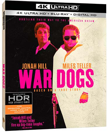 War Dogs Amigos de armas 2016 BluRay 4K | DescargasNsN