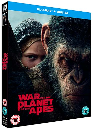 War for the Planet of the Apes 2017 BluRay BD   DescargasNsN