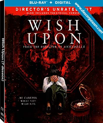 Wish Upon 7 deseos BluRay UNRATED | DescargasNsN